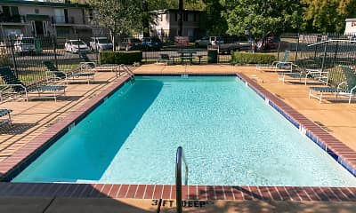 Pool, Pinebrook Pointe - $99 Move In Special !!!, 2