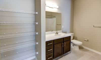 Bathroom, Menchaca Commons, 2