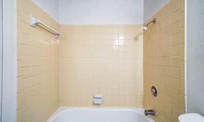 Bathroom, Winston Square, 2