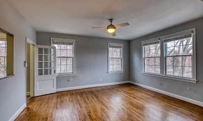 Living Room, The Metropolitan Apartments, 1