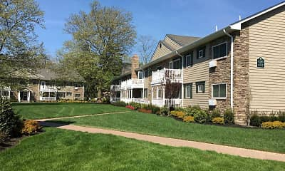 Courtyard, Fairfield At Hauppauge, 1