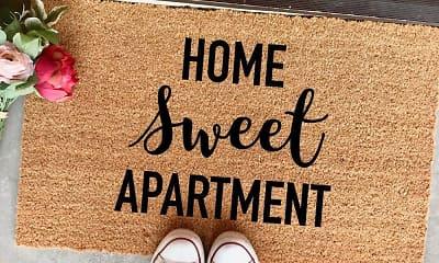 Community Signage, Roanoke Court Apartments, 2