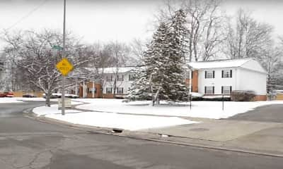 Building, Oakridge Apartments a 55+ Community, 1