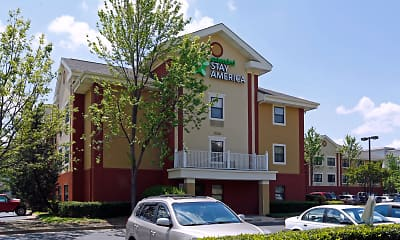 Building, Furnished Studio - Memphis - Germantown West, 1