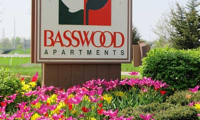 Landscaping, Basswood Apartments, 2