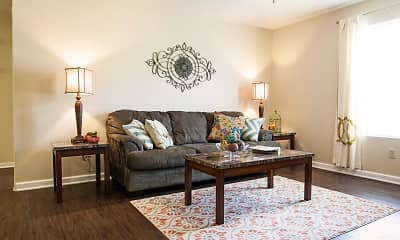 Living Room, Brazos Point, 1