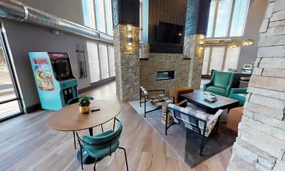 Living Room, Talus Flats, 0