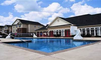 Pool, 2909 Oliver, 0