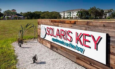 Community Signage, Solaris Key, 2