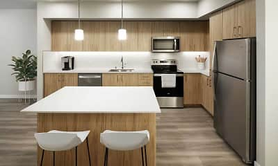 Kitchen, Avalon Alderwood Place, 1