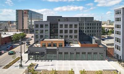 Building, Capitol Place, 1