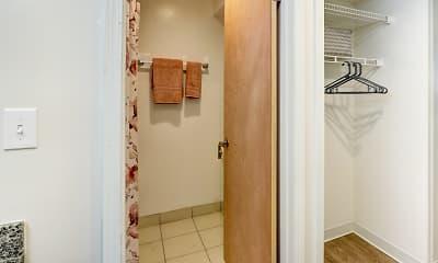 Bathroom, The Corners of Copley, 2