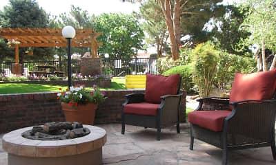 Patio / Deck, Rancho Verde, 0