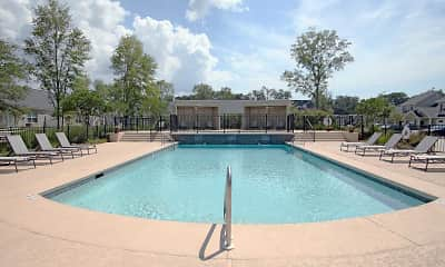 Pool, The Palladian at Jubilee Ridge, 1