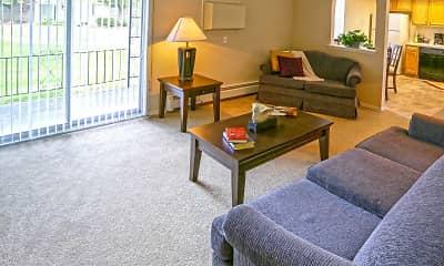 Living Room, Armor Heights, 1