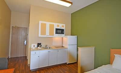 Kitchen, Furnished Studio - Juneau - Shell Simmons Drive, 1