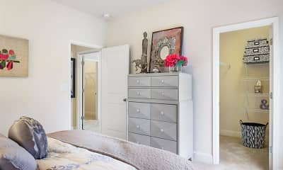 Bedroom, Riverstone Apartments, 1