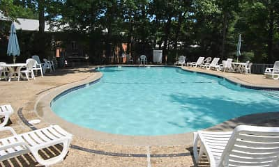 Pool, Rosetree Crossing, 2