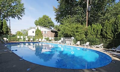 Pool, Carriage Hill, 1