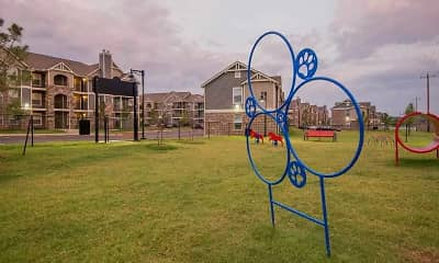 Playground, The Cottages at Abbey Glen, 2