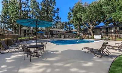 Pool, Wateridge Apartment Homes, 1
