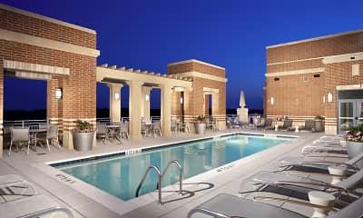 Pool, The Gramercy, 1