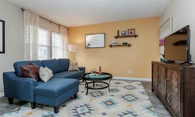 Living Room, Mallards Landing, 0