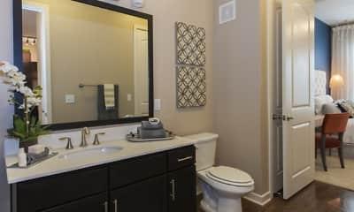 Bathroom, Sagestone Village, 1