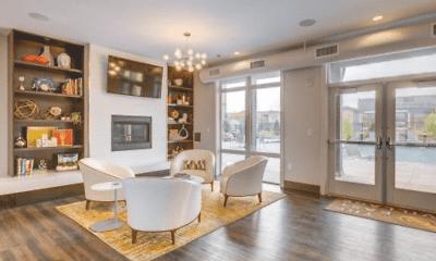 Living Room, Green Leaf East Village, 2