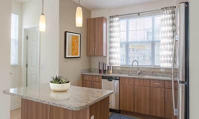 Kitchen, Avalon Roseland, 1
