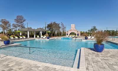 Pool, Arbor Trace, 0