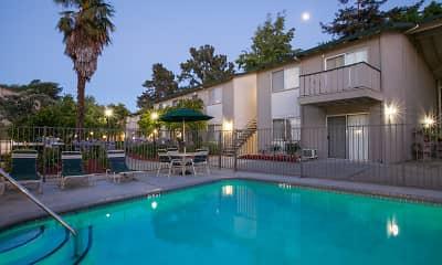 Pool, Appletree Apartments, 2