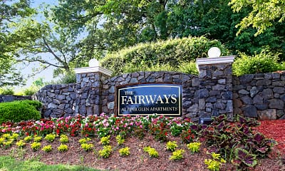 Community Signage, The Fairways At Piper Glen, 2