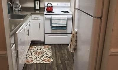 Kitchen, Rocky Creek, 1