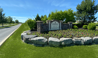Community Signage, Rivers Pointe, 1