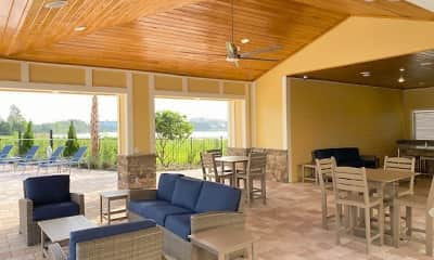 Patio / Deck, The Oaks on the Lake, 2
