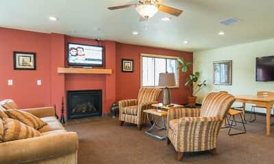 Living Room, Penbrooke Place, 1