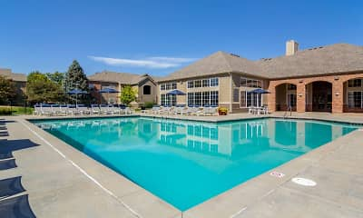 Pool, Legacy Heights Apartments, 0