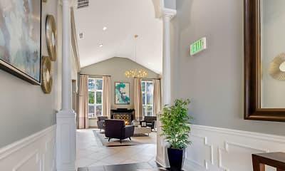 Living Room, WestPark Club, 2