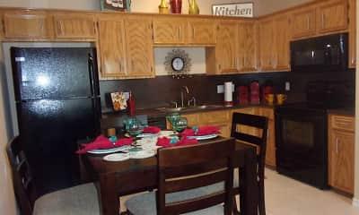 Kitchen, Cimarron Court Apartment Homes, 0