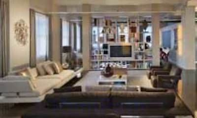 Living Room, Sunset Landing, 1