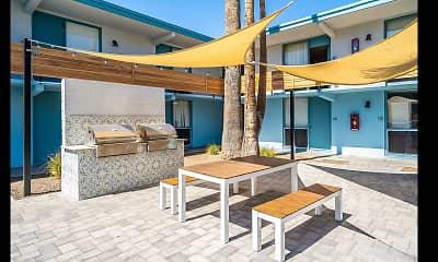 Patio / Deck, Elton Apartment Homes, 1