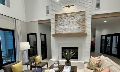 Living Room, Sugar Mill Villas Apartments, 1