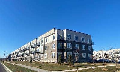 Building, Urbana Court Apartments, 0