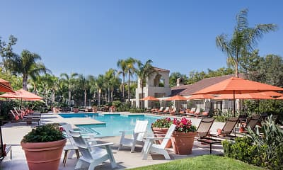 Pool, Aliso Town Center Apartment Homes, 1