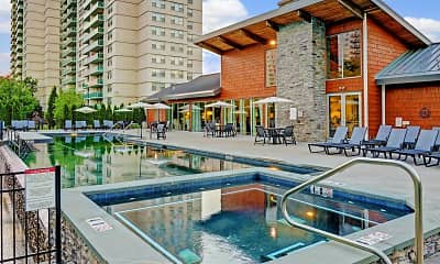 Pool, The Grand Cherry Hill Apartment Homes, 0