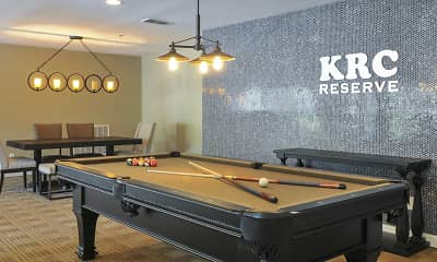 Clubhouse, KRC Reserve, 1