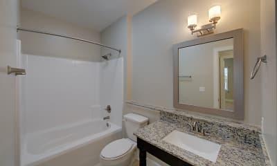 Bathroom, The Allure at Jefferson, 2
