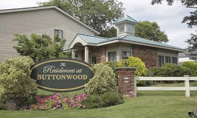 Community Signage, The Residences at Buttonwood Park, 0