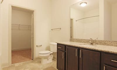 Bathroom, Belle Meade, 2